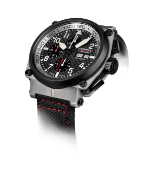 Formex Chronograph Pilot Speed Carbon Grey Special Edition