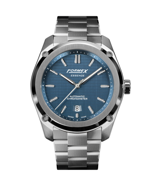 Formex Essence Blue Automatik Chronometer COSC